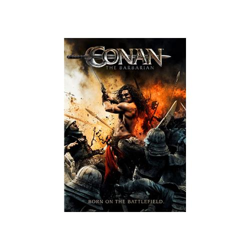 CONAN THE BARBARIAN 2011 (DVD) 31398145561
