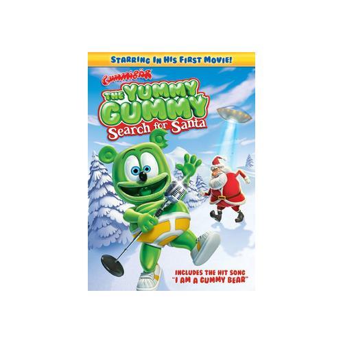 YUMMY GUMMY SEARCH FOR SANTA-MOVIE (DVD) (FF/ENG/5.1 DOL DIG) 31398160274
