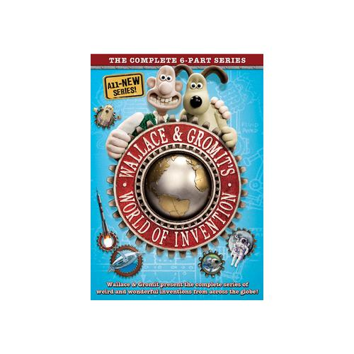 WALLACE & GROMITS WORLD OF INVENTION (DVD) (WS/ENG/ENG SUB/5.1 DOL DIG) 31398150367