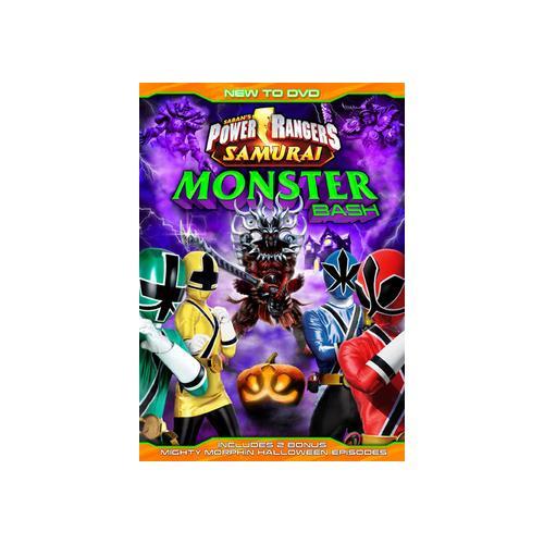 POWER RANGERS MONSTER BASH (DVD) (WS/ENG/FREN/SPAN/2.0 DOL DIG/5.1 DD) 31398155751