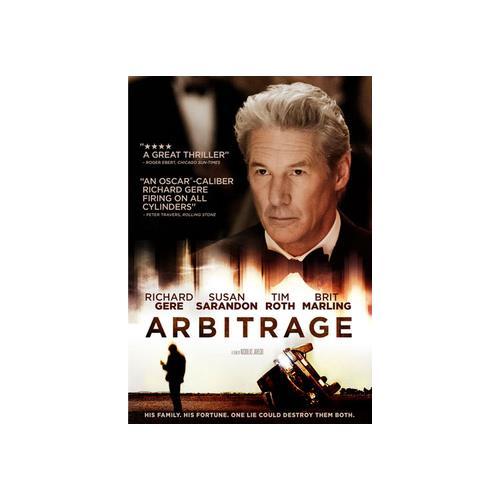 ARBITRAGE (DVD) (WS/ENG/ENG SUB/SPAN SUB/5.1 DOL DIG) 31398161530