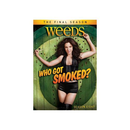 WEEDS-SEASON 8 (DVD) (WS/ENG/ENG SUB/SPAN SUB/SPAN SUB/ENG SDH/5.1 DOL DIG) 31398164470