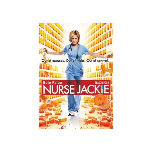 NURSE JACKIE-SEASON 4 (DVD) (WS/ENG/ENG SUB/SPAN SUB/ENG SDH/2.0 DOL DIG) 31398164654
