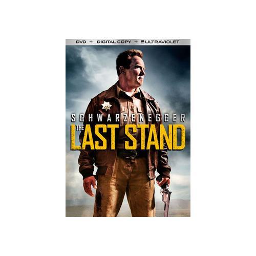 LAST STAND (DVD W/DIGITAL COPY) (WS/ENG/ENG SUB/SPAN SUB/ENG SDH/5.1 DD) 31398167273