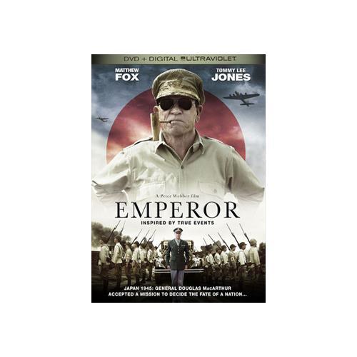 EMPEROR (DVD/ULTRAVIOLET/WS/ENG/ENG SUB/SPAN SUB/5.1 DOL DIG) 31398170709