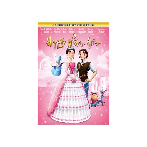 HAPPILY NEVER AFTER (DVD) (WS/ENG SUB/SPAN SUB/ENG/SPAN/5.1 DOL DIG) 31398211839