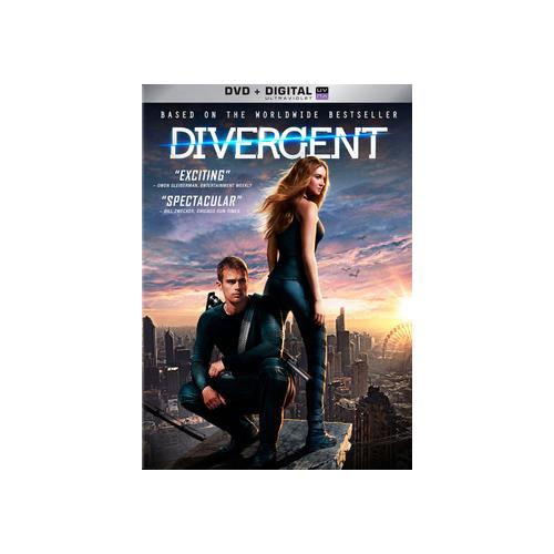 DIVERGENT (DVD) (WS/ENG/ENG SUB/SPAN/SPAN SUB/5.1 DOL DIG) 31398198697
