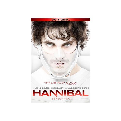 HANNIBAL-2ND SEASON (DVD/DIGITAL HD/WS/ENG/ENG SUB/SPAN SUB/ENG SDH/5.1) 31398201625