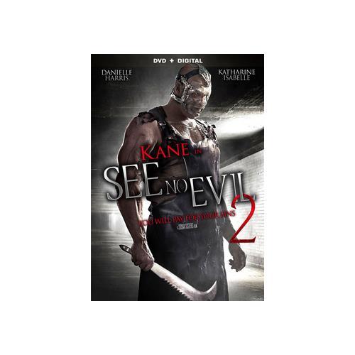 SEE NO EVIL 2 (DVD W/DIGITAL) (WS/ENG/SPAN SUB/5.1 DOL DIG) 31398205418