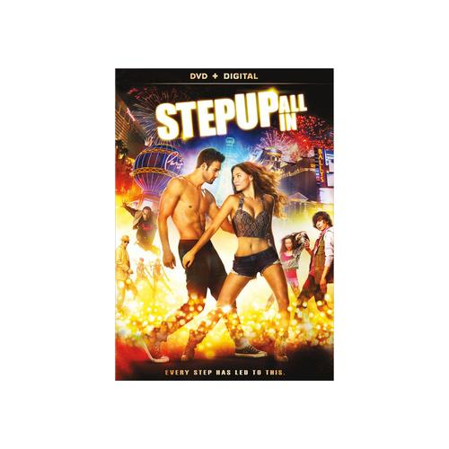 STEP UP ALL IN (DVD) 31398205562