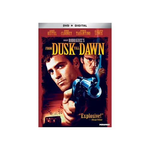 FROM DUSK TILL DAWN (DVD W/DIGITAL) (WS/ENG/5.1 DOL DIG) 31398206347