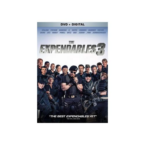 EXPENDABLES 3 (DVD) (WS/ENG/ENG SUB/SPAN/SPAN SUB/5.1 DOL DIG) 31398206392