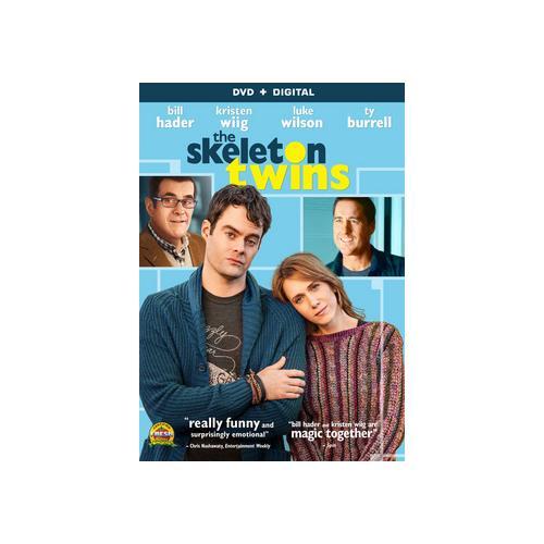 SKELETON TWINS (DVD W/ULTRAVIOLET) (WS/ENG/ENG SUB/SPAN SUB/5.1 DOL DIG) 31398207450