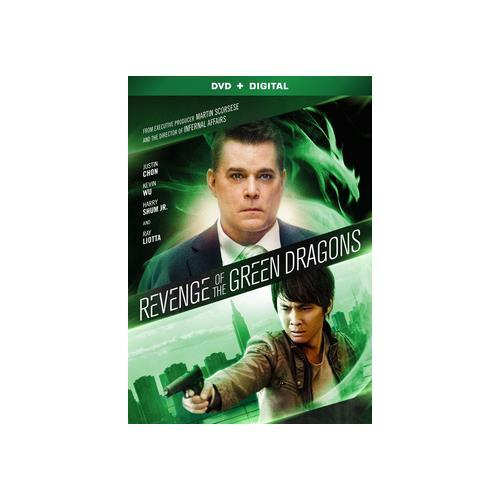 REVENGE OF THE GREEN DRAGONS (DVD W/DIGITAL) (WS/ENG/5.1 DOL DIG) 31398209386