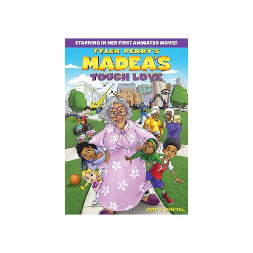 MADEAS TOUGH LOVE (DVD W/DIGITAL) (WS/ENG/ENG SUB/SPAN/5.1 DOL DIG) 31398210634