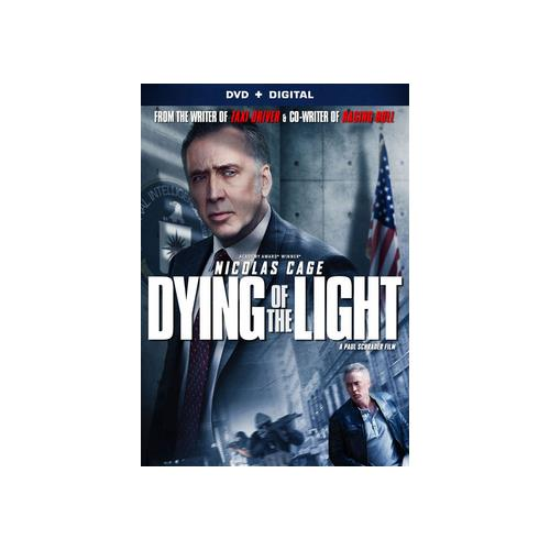 DYING OF THE LIGHT (DVD W/DIGITAL) (WS/ENG/ENG SUB/SPAN SUB/5.1 DOL DIG) 31398214229