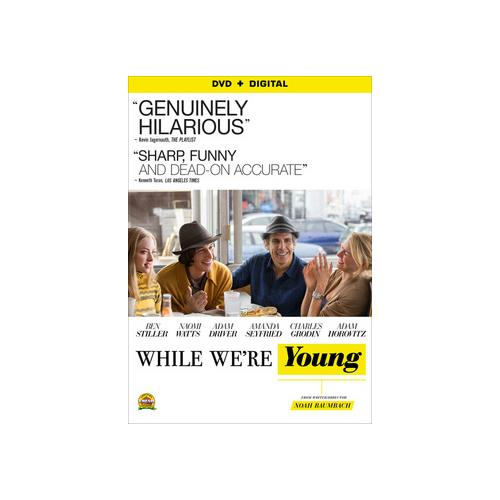 WHILE WE'RE YOUNG (DVD W/ULTRAVIOLET) 31398220930