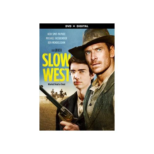 SLOW WEST (DVD W/DIGITAL) (WS/ENG/ENG SUB/SPAN SUB/5.1 DOL DIG) 31398221234