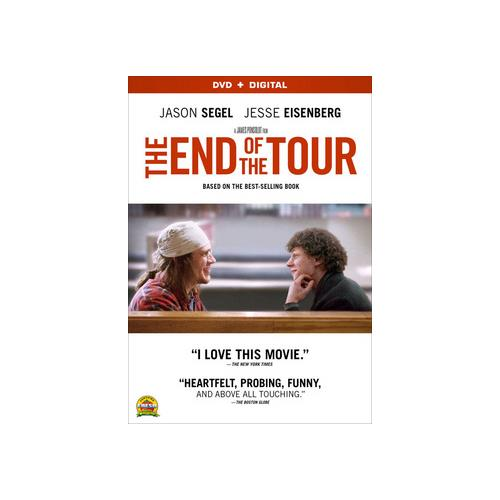 END OF THE TOUR (DVD) (WS/ENG/ENG SUB/SPAN SUB/5.1 DOL DIG) 31398227748