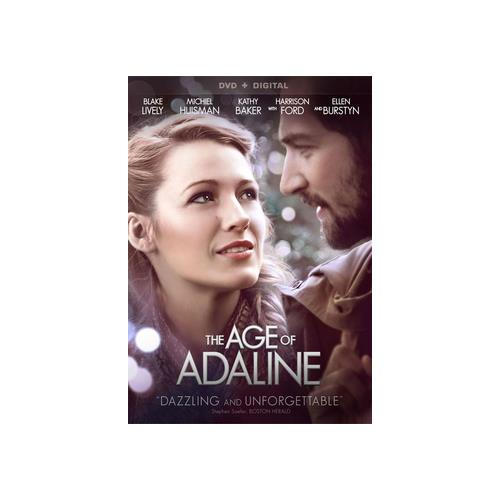 AGE OF ADALINE (DVD W/DIGITAL) (WS/ENG/ENG SUB/SPAN SUB/5.1 DOL DIG) 31398228080