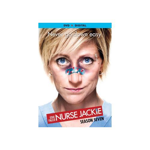NURSE JACKIE-SEASON 7 (DVD/3 DISCS/WS/ENG/ENG SUB/SPAN SUB/ENG SDH/5.1DD) 31398230809