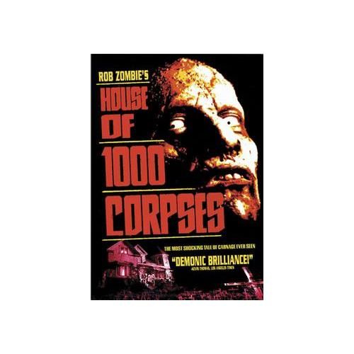 HOUSE OF 1000 CORPSE (DVD/ROB ZOMBIE) 31398842927