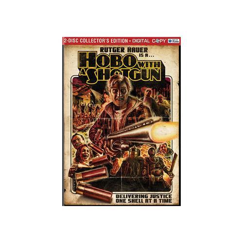 HOBO WITH A SHOTGUN (DVD/DC/2 DISC COLLECTORS EDITION) 876964004114