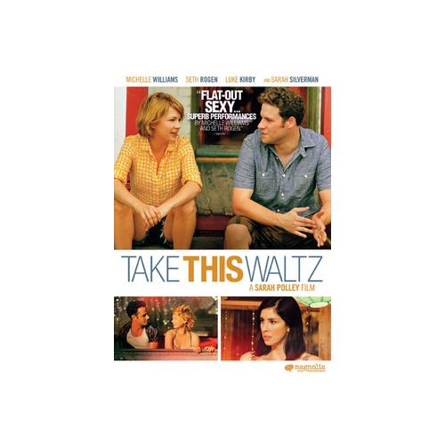 TAKE THIS WALTZ (DVD/WS/SP-SUB) 876964004954