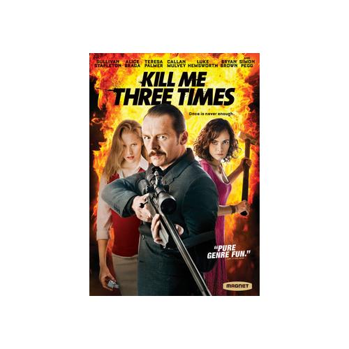 KILL ME THREE TIMES (DVD/WS) 876964008631
