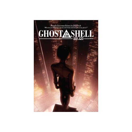 GHOST IN THE SHELL 2.0 (DVD) 13138508898