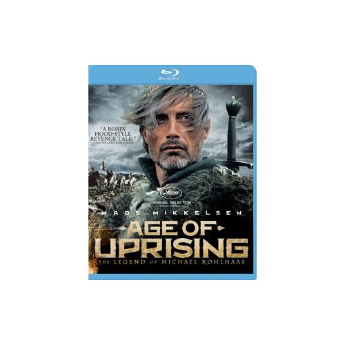AGE OF UPRISING-THE LEGEND OF MICHAEL KOHLHAAS (BLU-RAY/FRENCH/ENG SUB) 741360538511