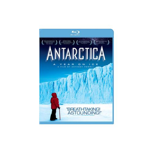 ANTARCTICA-YEAR ON ICE (BLU RAY) 741360538719