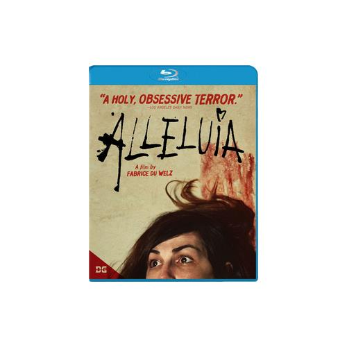 ALLELUIA (BLU-RAY/FRENCH/ENG SUB) 741360538825