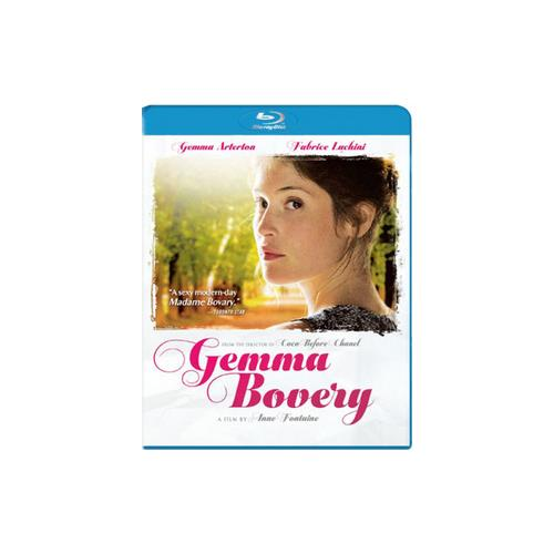 GEMMA BOVERY (BLU RAY) (ENG & FRENCH W/ENG SUB) 741360538887