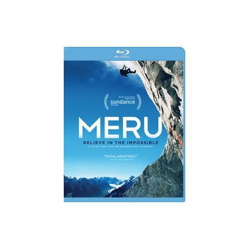MERU (BLU RAY) 741360538917