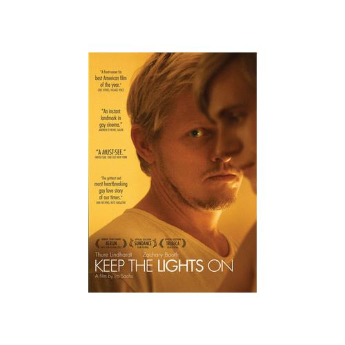 KEEP THE LIGHTS ON (DVD) 741360538139