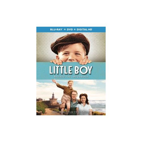 LITTLE BOY (BLU RAY/DVD W/DIGITAL HD) 25192277719
