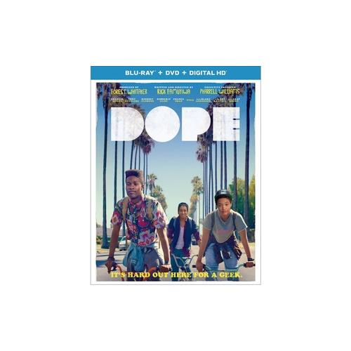 DOPE (BLU RAY/DVD W/DIGITAL HD) 25192304194