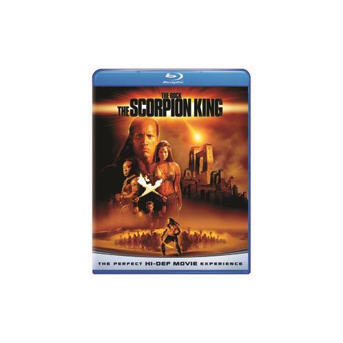 SCORPION KING (BLU RAY) (WS/ENG SDH/SPAN/FREN/DTS HD/DTS SUR 5.1) 25195039970