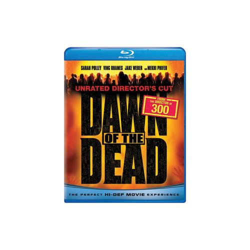 DAWN OF THE DEAD (BLU RAY) (DIRECTORS CUT/UR) 25195045674