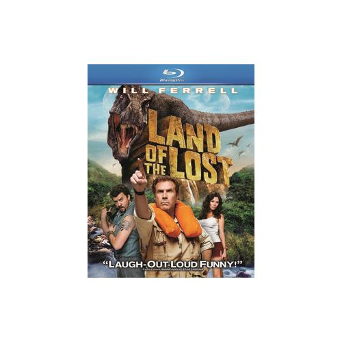 LAND OF THE LOST (BLU RAY) (ENG SDH/SPAN/FREN/DTS-HD) 25195051248