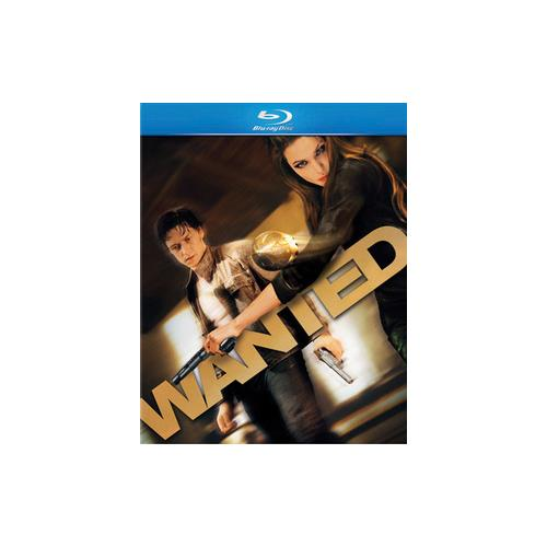 WANTED (BLU RAY) (ENG SDH/SPAN/FREN/DTS-HD 5.1/DTS SUR 5.1) 25195051354