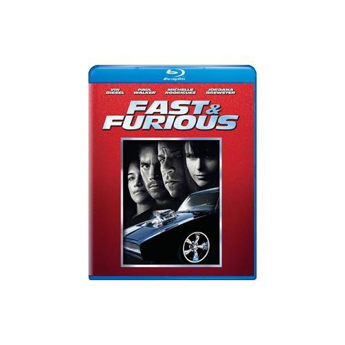 FAST & FURIOUS (2009) (BLU RAY/DC) (ENG SDH/SPAN/FREN/DTS-HD/2DISCS) 25195052108