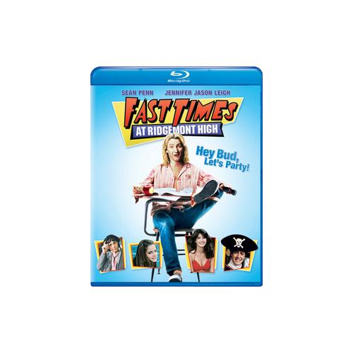 FAST TIMES AT RIDGEMONT HIGH (BLU RAY) (ENG SDH/SPAN/FREN/WS/1.85:1) 25195053617