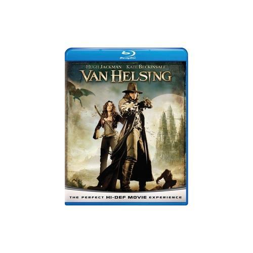 VAN HELSING (BLU RAY) (ENG SDH/FREN/SPAN/DTS SURROUND) 25195053624