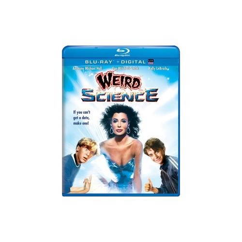 WEIRD SCIENCE (BLU RAY/DIGITAL COPY/ULTRAVIOLET) (1980S) 25195054331