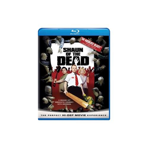 SHAUN OF THE DEAD (BLU RAY) (ENG SDH/SPAN/FREN/DTS) 25195055598