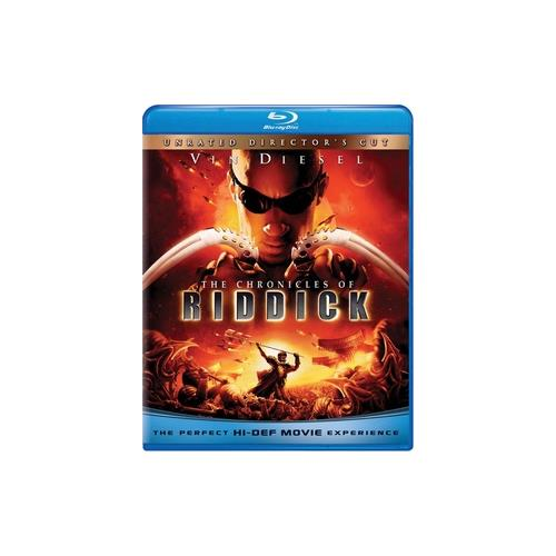 CHRONICLES OF RIDDICK (BLU RAY) (WS/ENG SDH/SPAN/FREN/DTS-HD) 25195055789