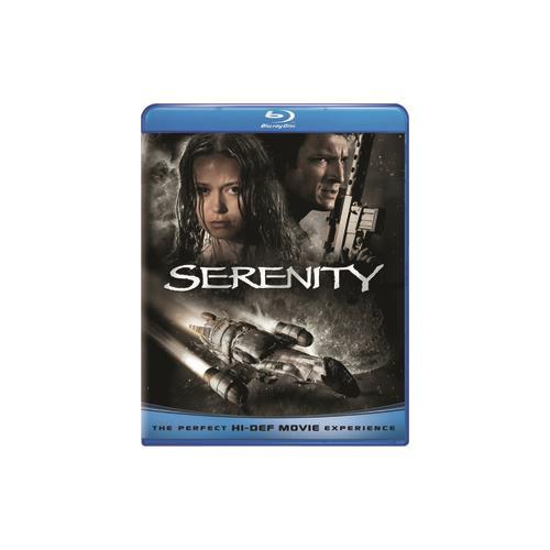 SERENITY (BLU RAY) 25195055796