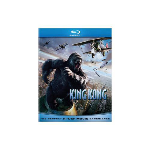 KING KONG (BLU RAY) (ENG SDH/SPAN/FREN/DTS-HD 5.1)(ORIGINAL THEAT/EXTENDED) 25192008283